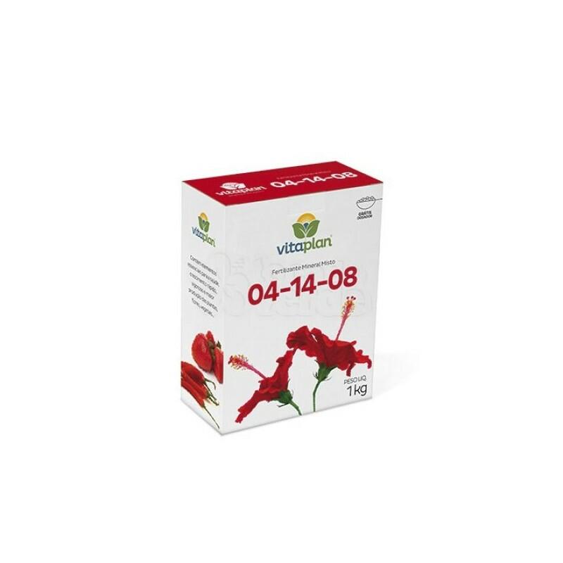 NPK  04-14-08 - 1kg - Caixa