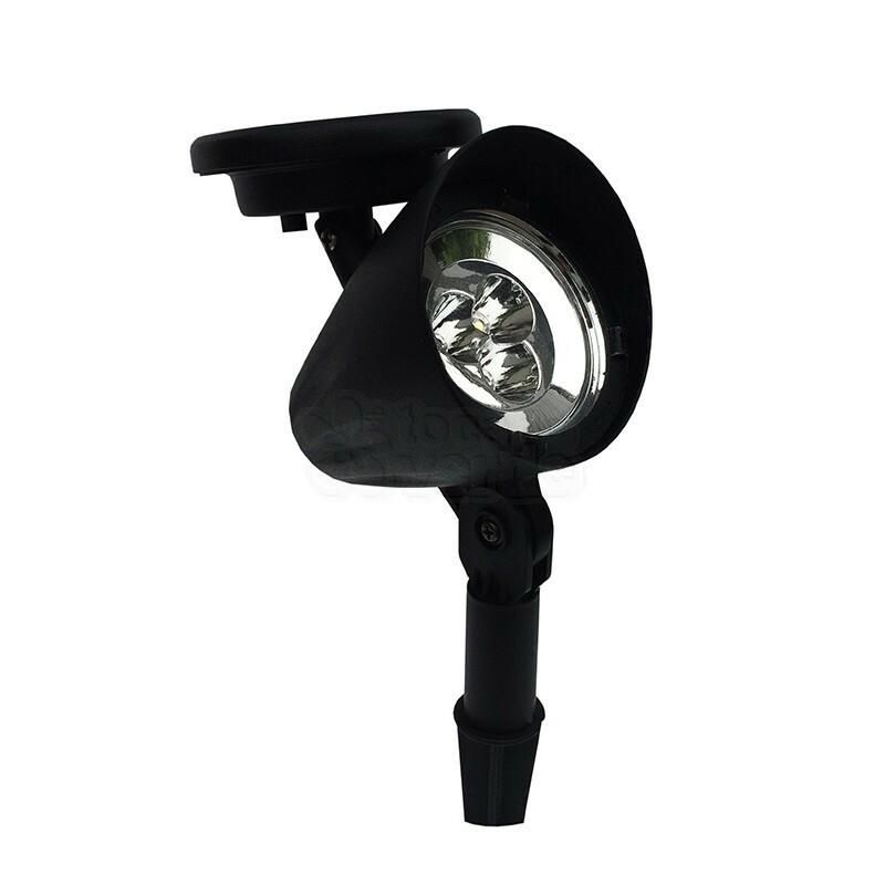 Kit com 2 Luminaria Solar Spot ABS 0,2W - 16285 - Ecoforce