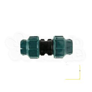 Conexão de compressão 25mm x 2 - 2113 - Elgo