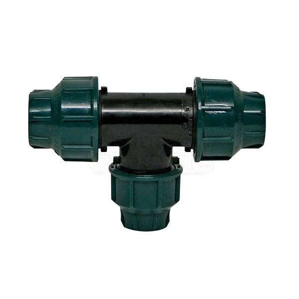 Conexão T de Compressão - 3 x 25mm -  2203 - Elgo