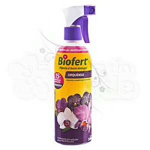 Biofert Orquídeas Pronto Uso 500 ml