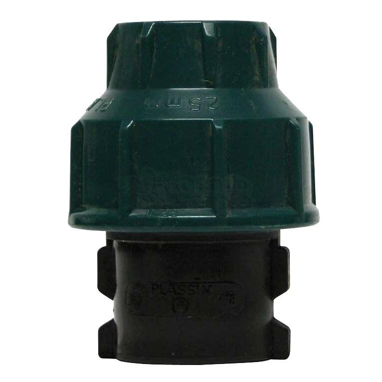 Conexão de Compressão Fim de linha - 25mm - 2152 - Elgo