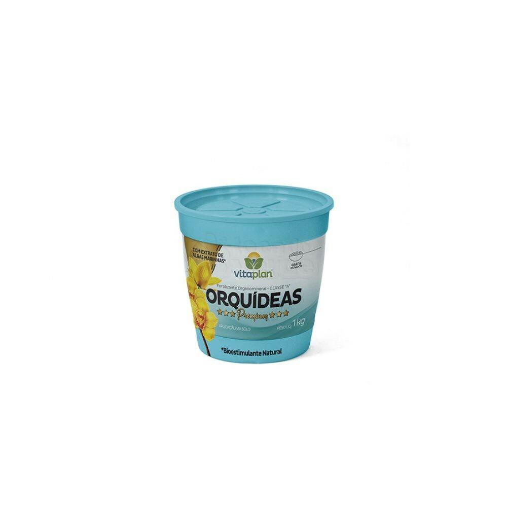 Fertilizante Orquídeas Premium 1kg - NPK 10-20-10