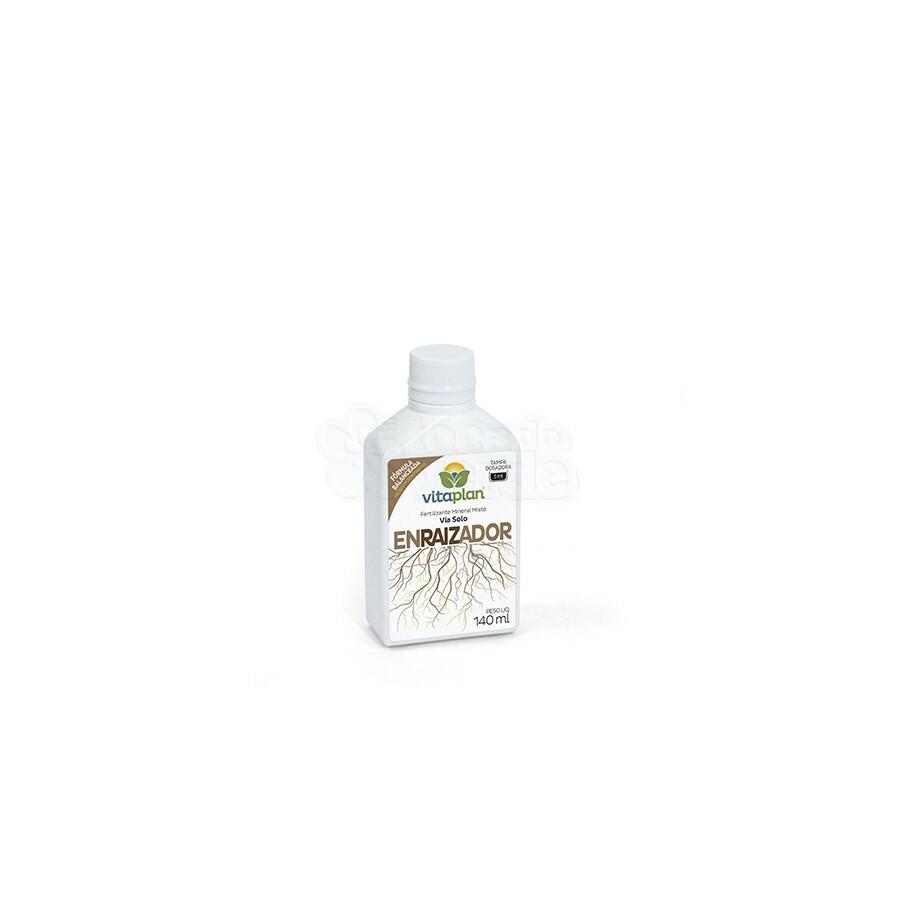 Enraizador (02-08-06 + ME + Algas Marinhas) - Fertilizante 140 ml