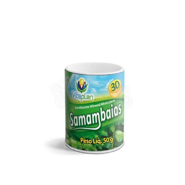 Fertilizante Samambaia - Pastilhas - 50g