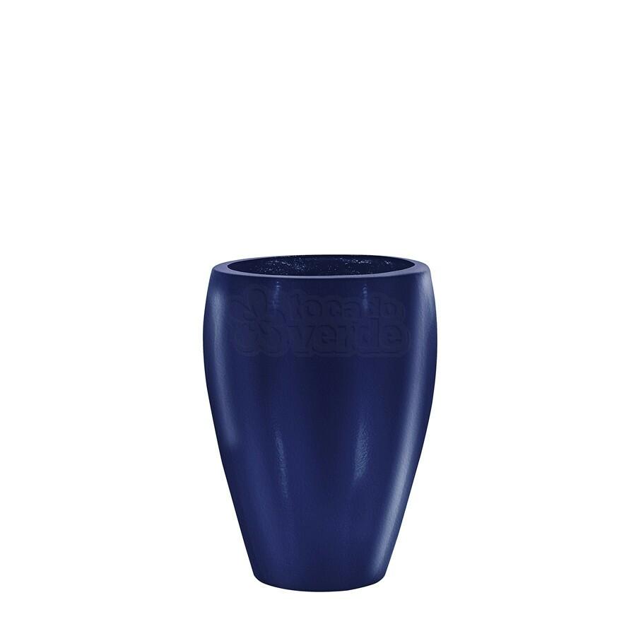 Vaso Fibra de Vidro - Firenze N1 - 43 alt x 30 diâm - Diversas Cores - Rotogarden