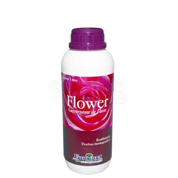 Flower - Conservante de Flores - 1 Litro
