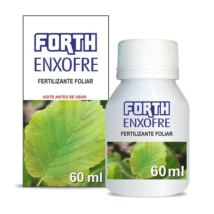 Forth Enxofre Fertilizante Concentrado 60 ml