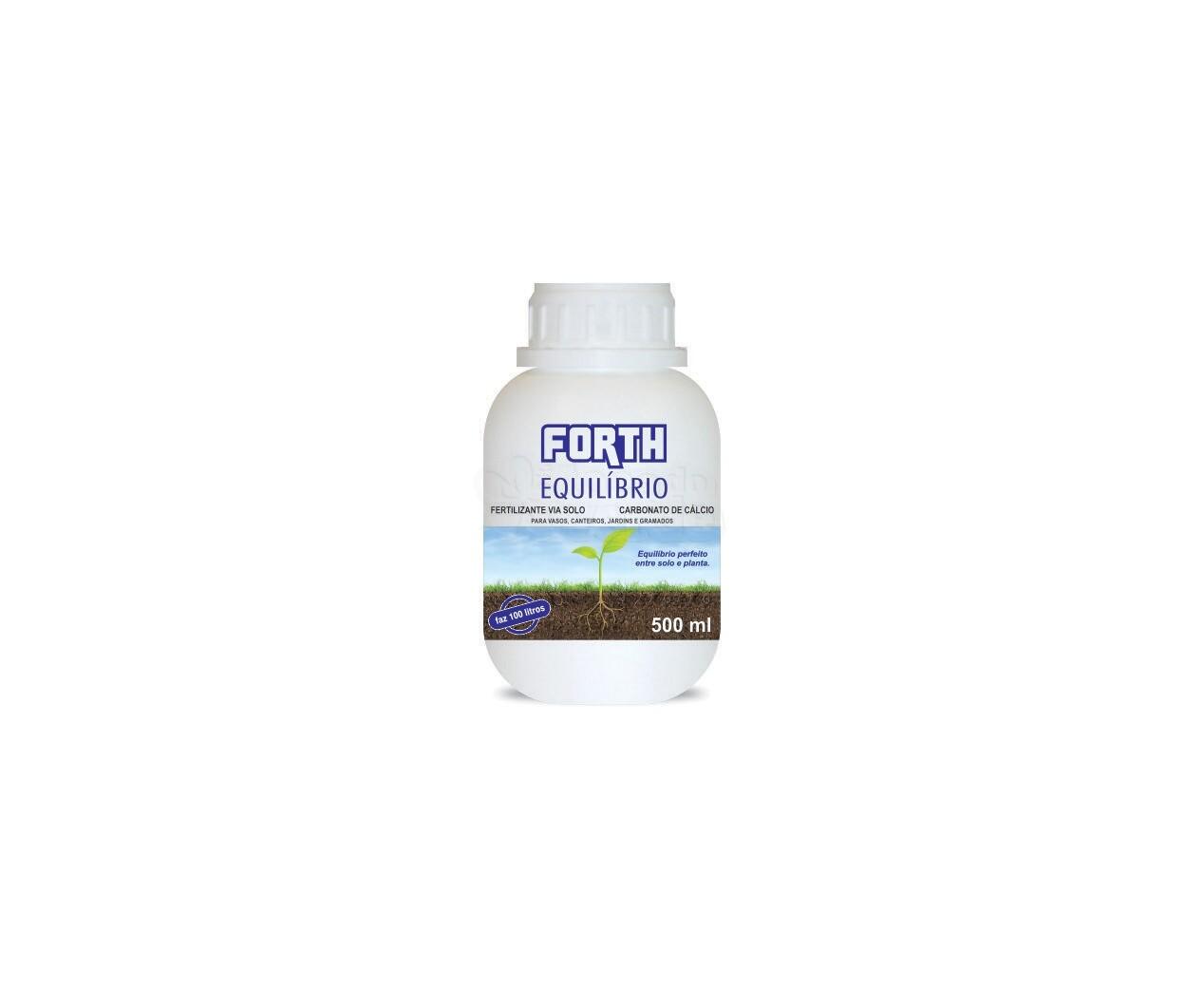 Forth Equilíbrio (Cálcio (Ca) - 22,5%) - 500 ml (