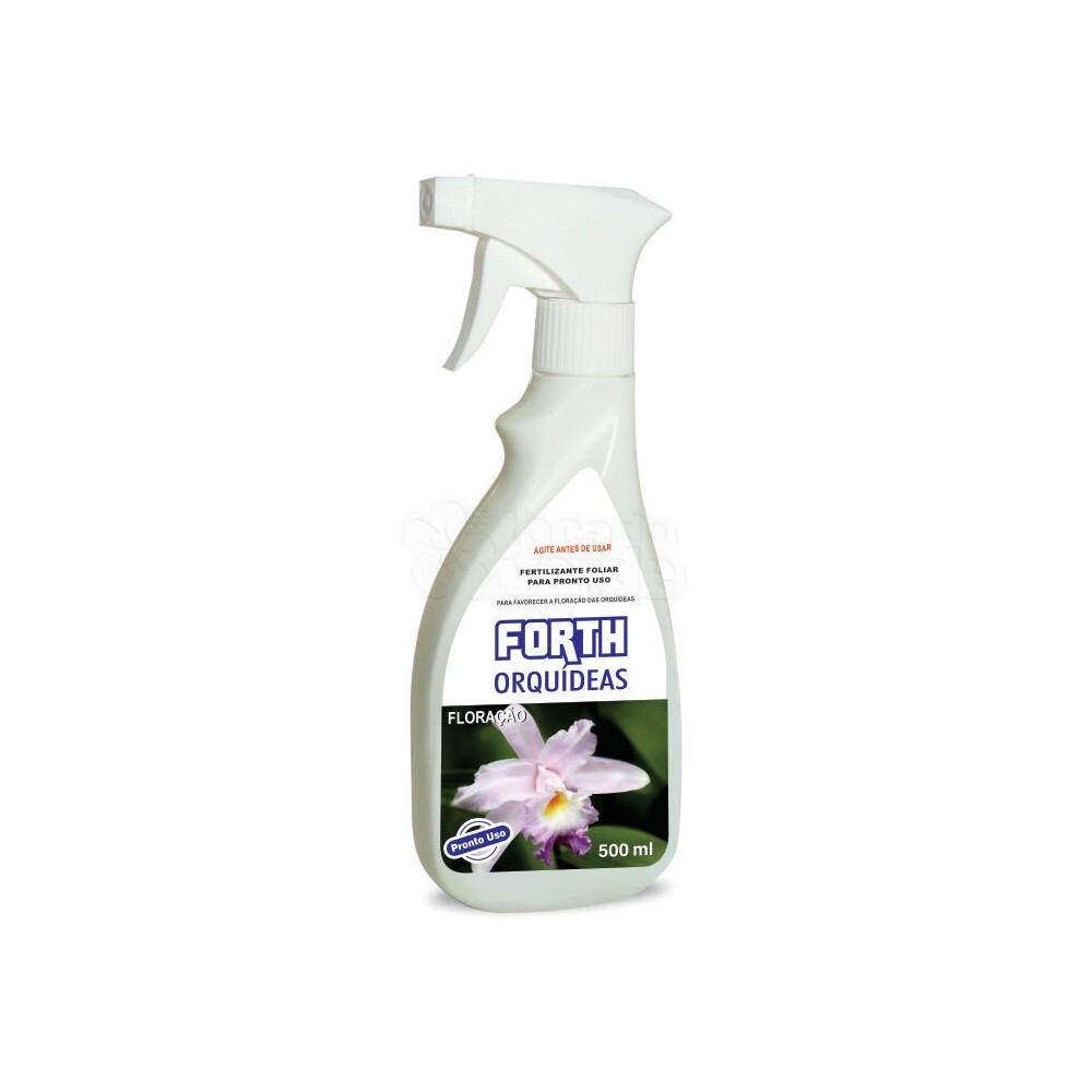 Forth Orquídeas Floração - Fertilizante - Pronto Uso 500 ml