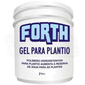 Forth Gel para Plantio 2 kg