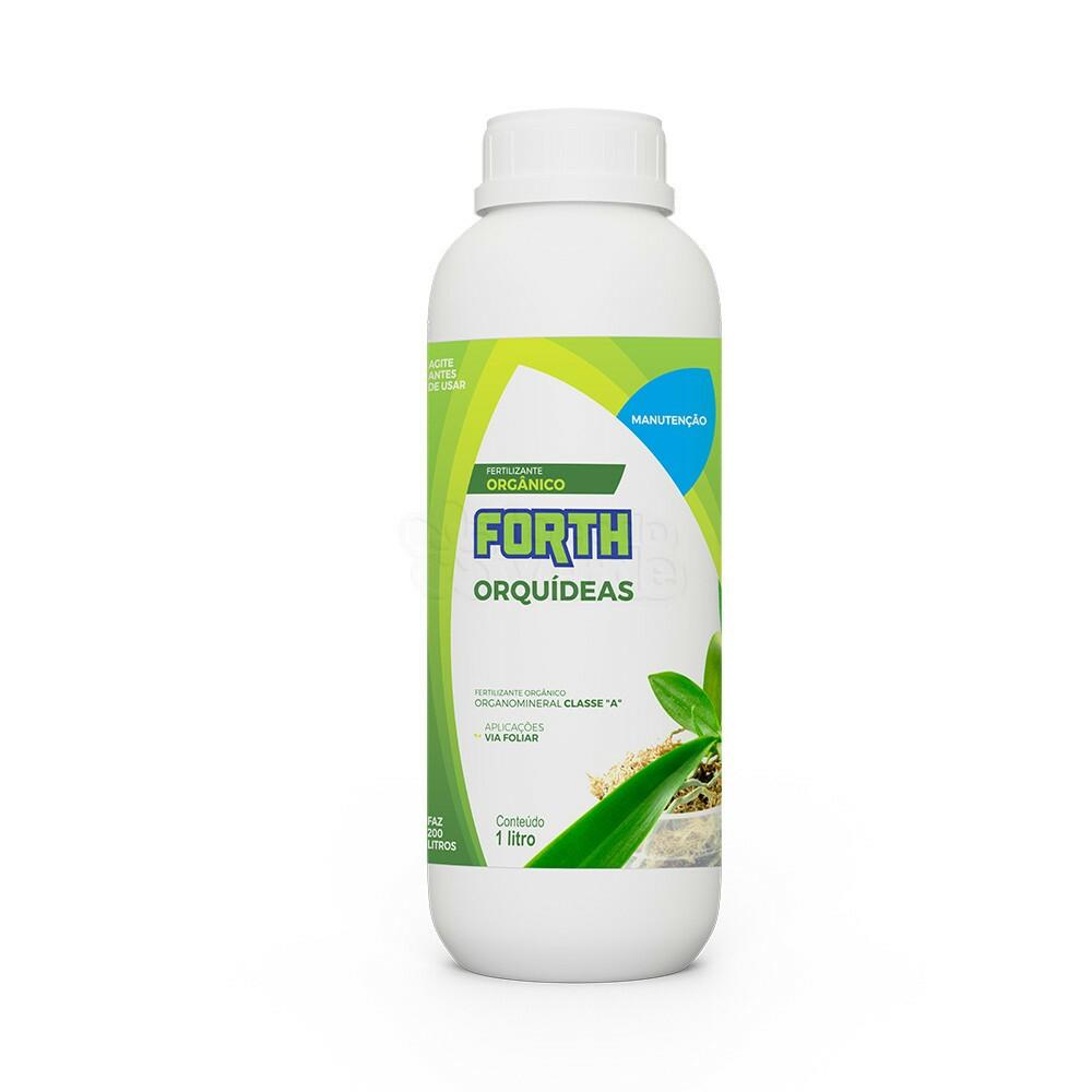Forth Orquídeas Manutenção - Fertilizante - Concentrado - 1 Litro (Fertilizantes)