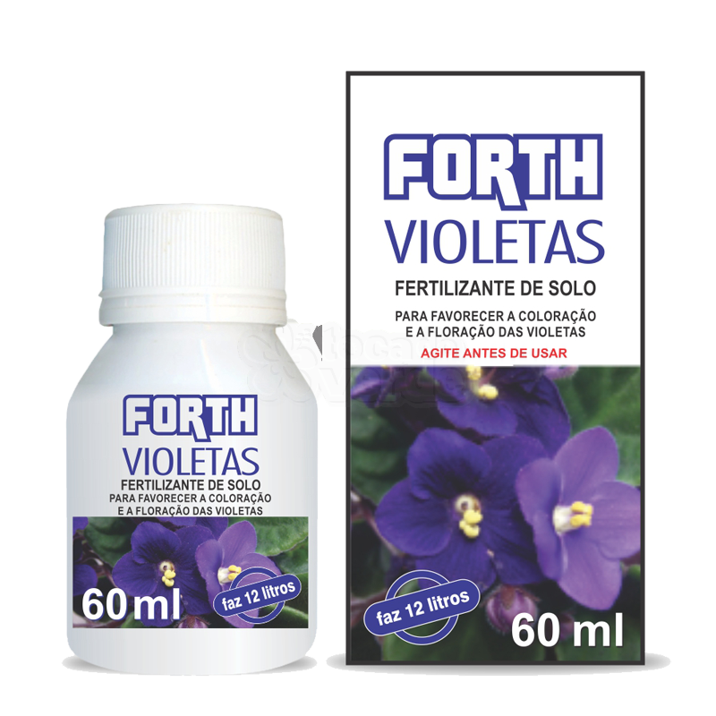 Forth Violetas 60 ml