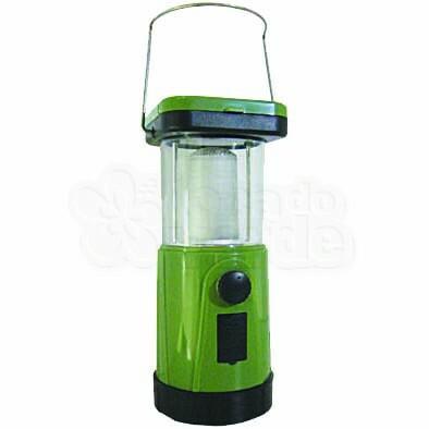 Lampião Solar - Lanterna- SSL - GC013