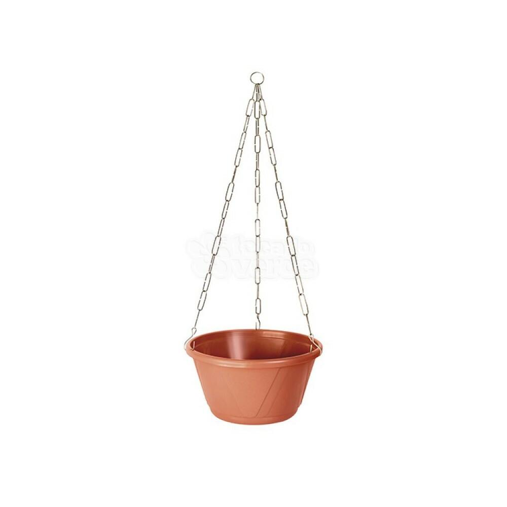 Kit Vaso Suspenso - Cuia Nobre - N01 - Cor Cerâmica