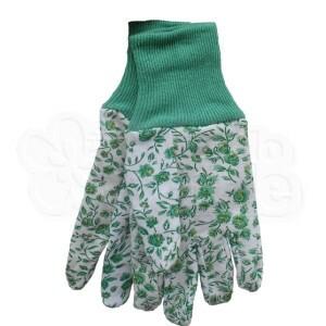 Luva Jardinagem Dura Plus - Verde