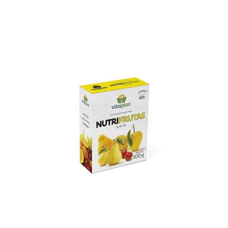 Nutrifrutas - 500g - (NPK 12-07-16)