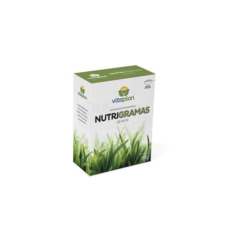 Nutrigramas - 1kg - (NPK 20-10-10)