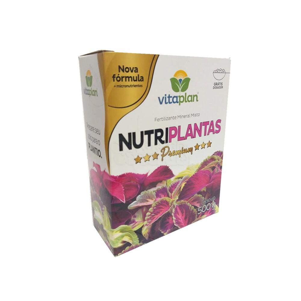Nutriplantas - (NPK 02-15-10) - 500g Caixa - ÚLTIMAS UNIDADES