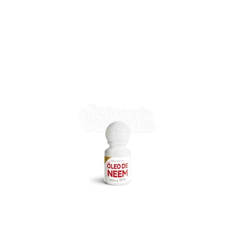 Óleo de Neem - 15 ml