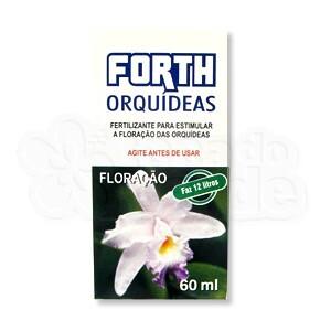 Forth Orquídeas Floração - Fertilizante - 60 ml
