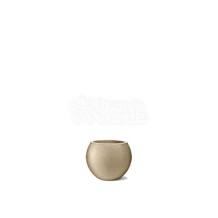 Vaso OVAL Grafiato N26 Areia