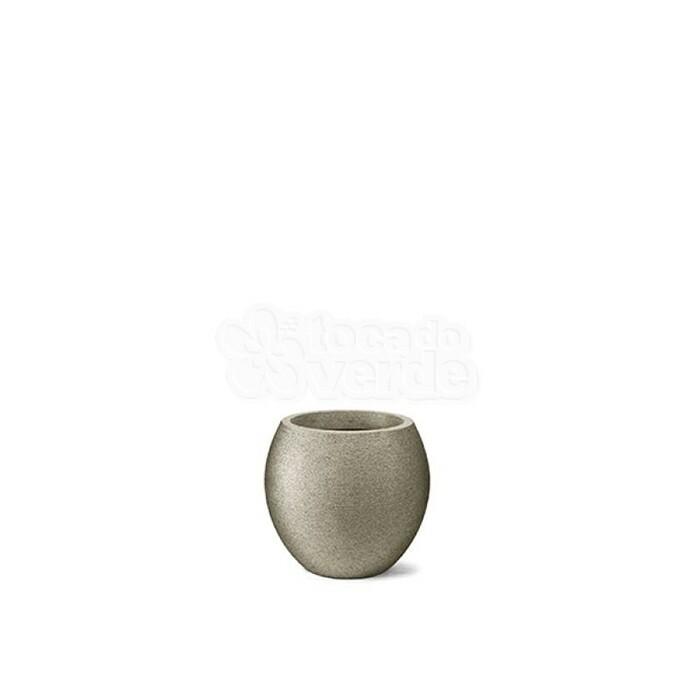 Vaso OVAL Grafiato N32 Granito