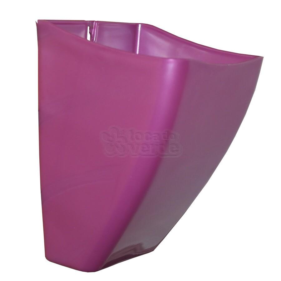 Cachepô de Parede PlastFit - Violeta