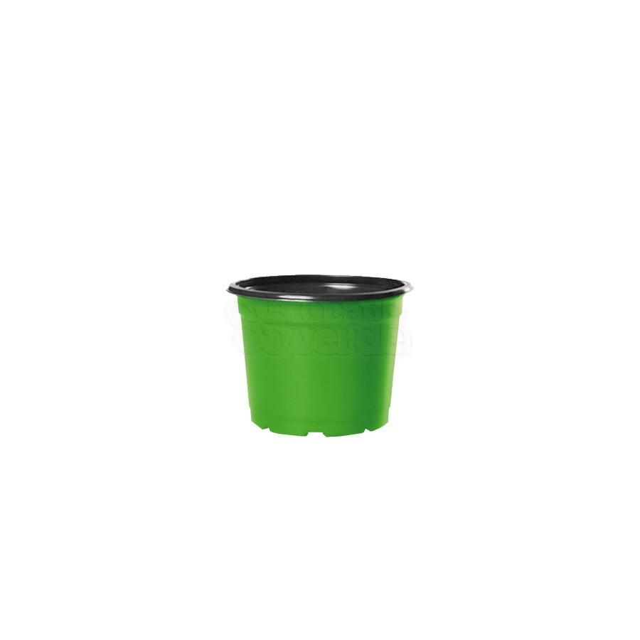 Mini Vasinho- NP06 - Verde Limão/Preto