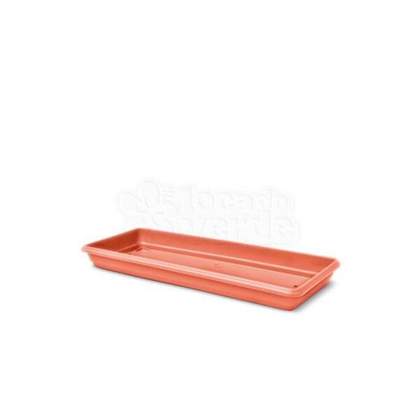 Prato para Jardineira 35 cm - Cor Cerâmica