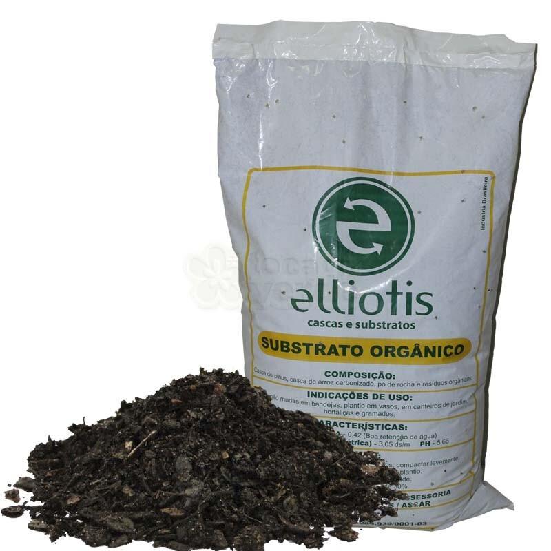 Substrato Orgânico Elliotis 10kg