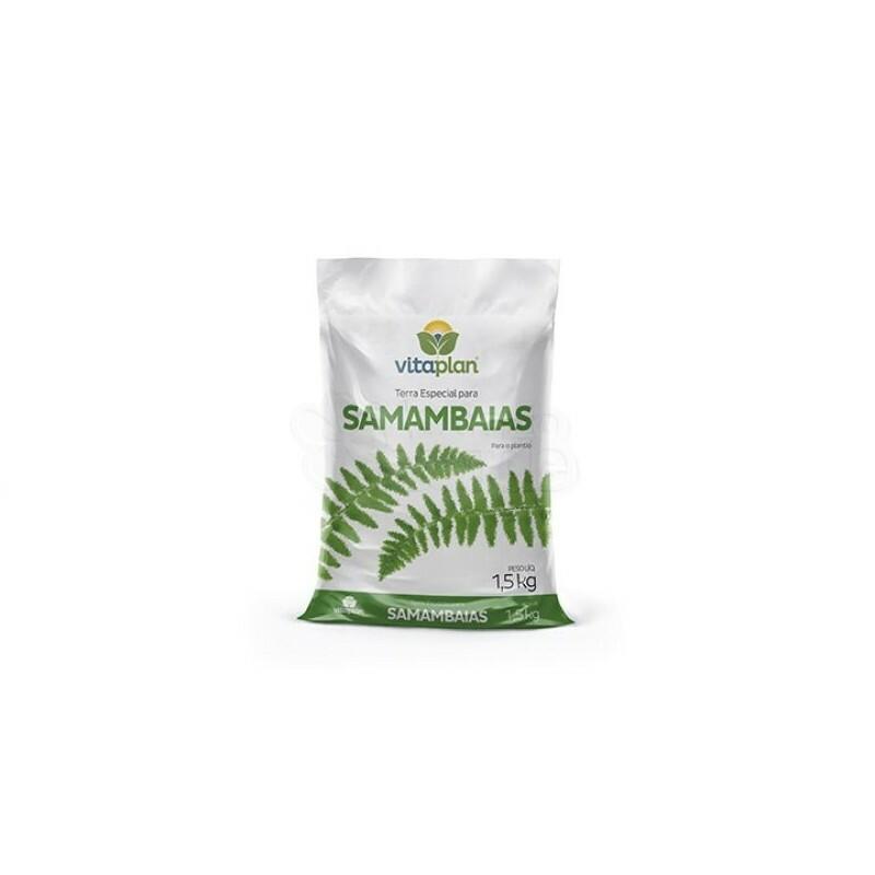 Terra Especial para Samambaias - 1,5kg