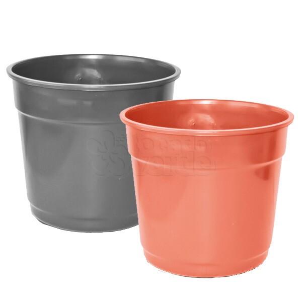 Vaso Plástico N03,5 - 15x20 cm - 3 Litros