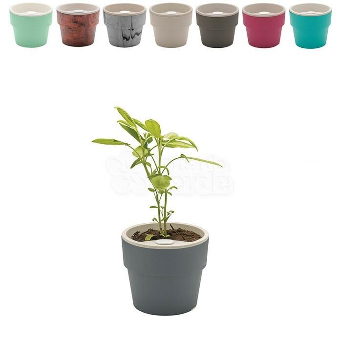 Vaso Autoirrigável Pequeno - Linha Plantar