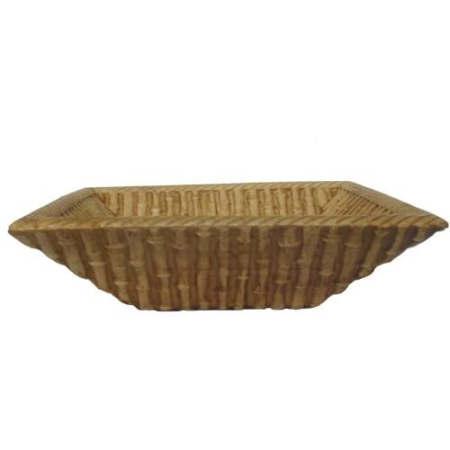 Vaso Bambú P Natural - L1078