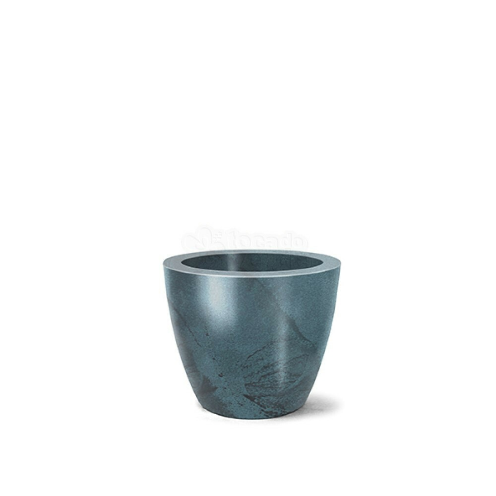 Vaso Redondo Classic N26 - 11 L - 26x27,6 cm - Cor Verde Guatemala