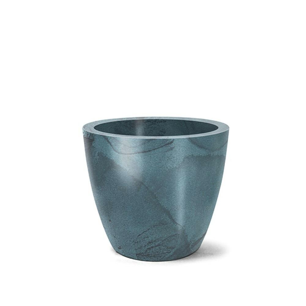 Vaso Redondo Classic N40 - 45 L - 40x42,6 cm - Cor Verde Guatemala