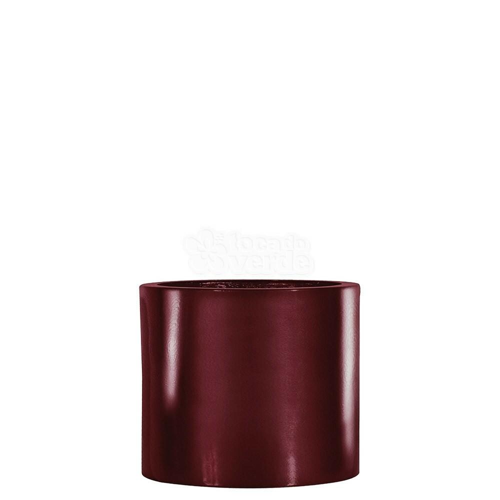 Vaso Fibra de Vidro - Cilindro 30 - 30 alt x 34 diâm - Diversas Cores - Rotogarden