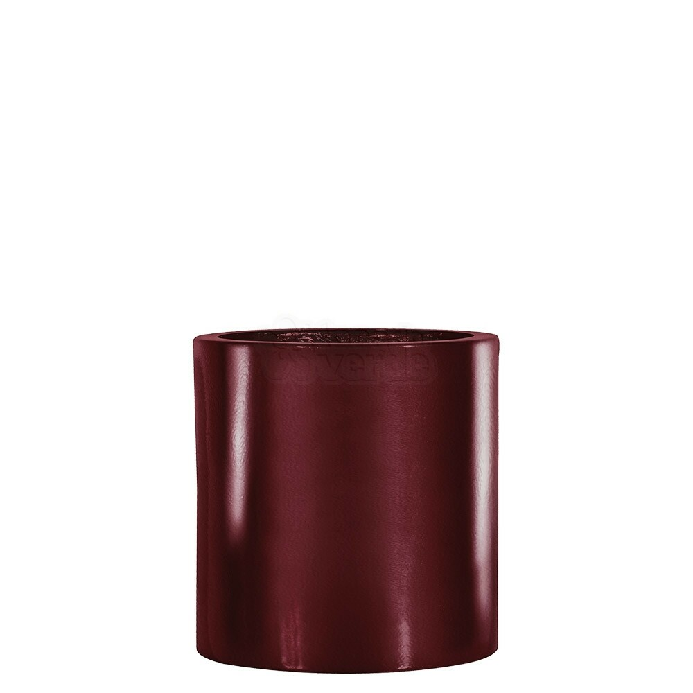 Vaso Fibra de Vidro - Cilindro 40 - 40 alt x 34 diâm - Diversas Cores - Rotogarden