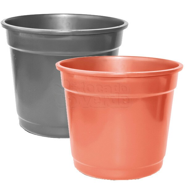 Vaso Plástico N05 - 23x26 cm - 8,7 Litros