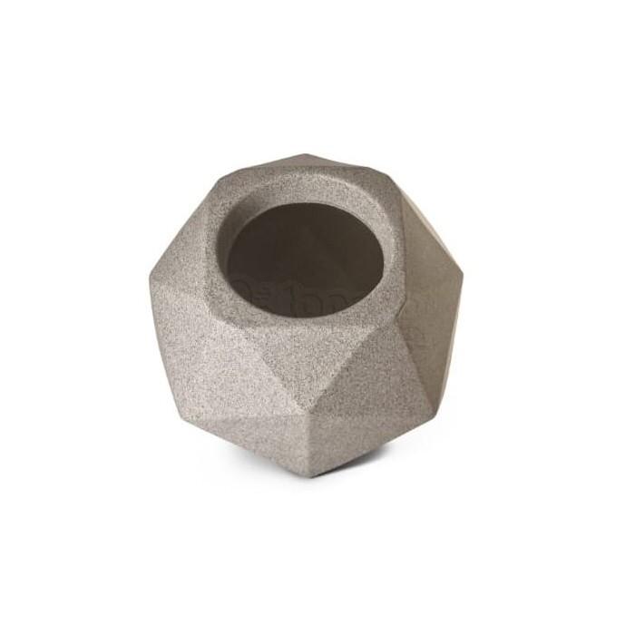 Vaso Quartzo N22 Granito