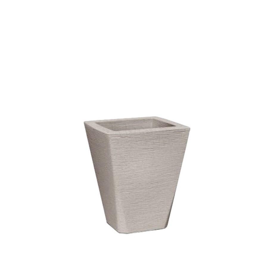 Vaso Trapézio Grafiato N43 Cimento