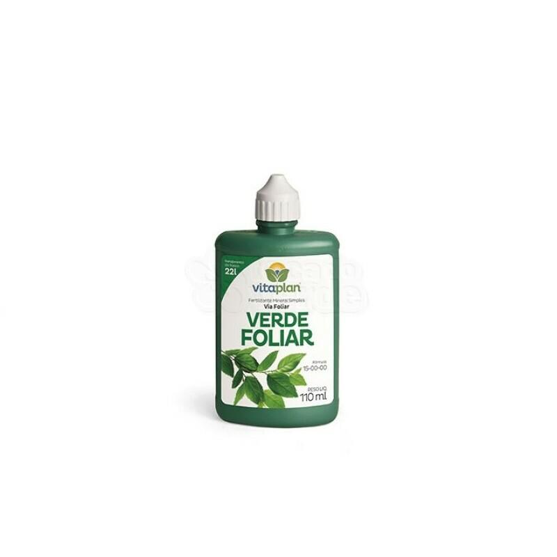 Verde Foliar - 110 ml