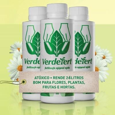 Verdefert Concentrado 120ml