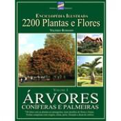 2200 Plantas & Flores - Árvores, Coníferas e Palmeiras