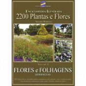 2200 Plantas & Flores - Flores e Folhagens