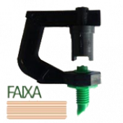 Micro Aspersor Faixa - 10 unidades - 238T N3 - Elgo