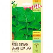 Rúcula Cultivada Gigante - Folha Larga (Ref 247)