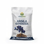 Argila Expandida - 1,2 kg - Vitaplan