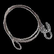 Suporte para pendurar - Cabo Flexível - Newflex - 60 cm